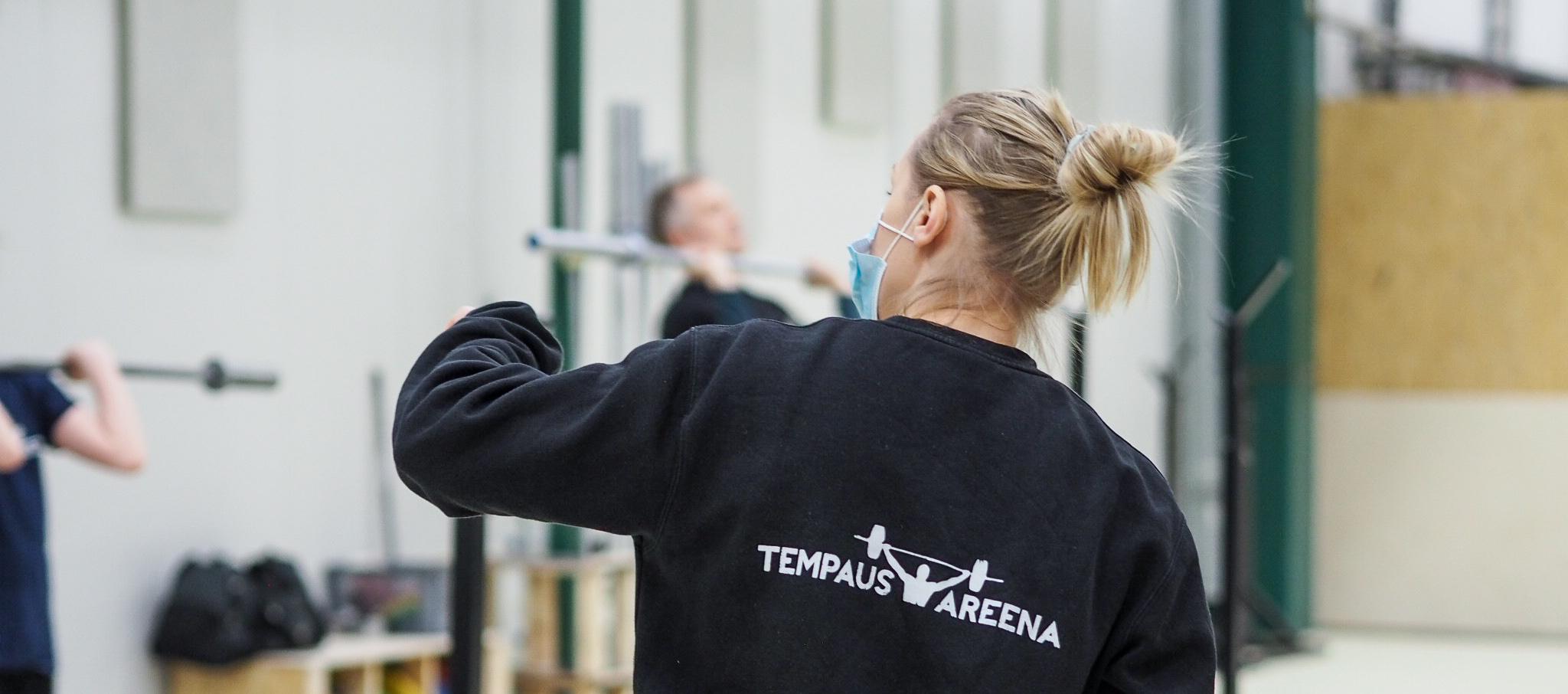 Tempaus-Areena Espoon avoimet ovet
